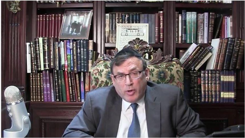 Rabbi Zacharia Wallerstein